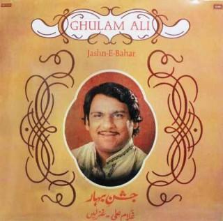 Ghulam Ali Jashn-E-Bahar - ECSD 2917 - Cover Reprinted - LP Record