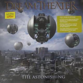 Dream Theater - The Astonishing -  74931 - 4 LP Set