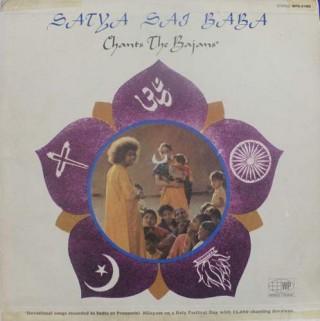 Satya Sai Baba Chants The Bajans - WPS 21465 - LP Record
