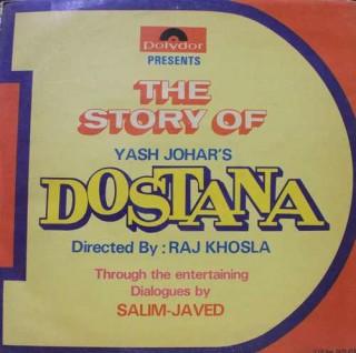 Dostana (Dialogues) (2 LP SET) - 2675 215 - 2LP Set