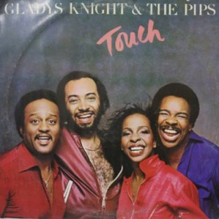 Gladys Knight & The Pips - Touch - CBS 10060 - (Condition 85-90%) - LP Record