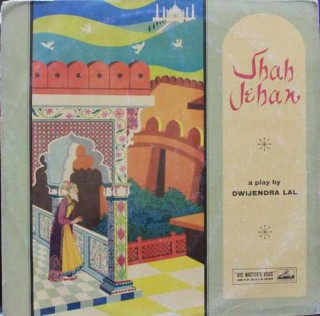 Shah Jehan - EALP 1275 - LP Record