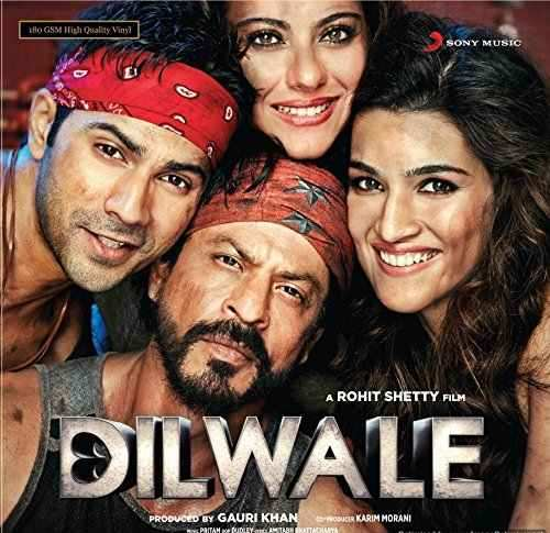 Dilwale - 8907011105880 – LP Record