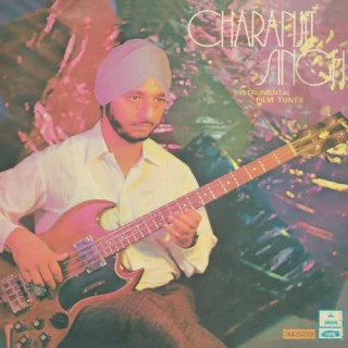 Charanjit Singh - Instrumental Film Tunes - S/MOCE 4204 - (Condition 80-85%) - Cover Reprinted - LP Record
