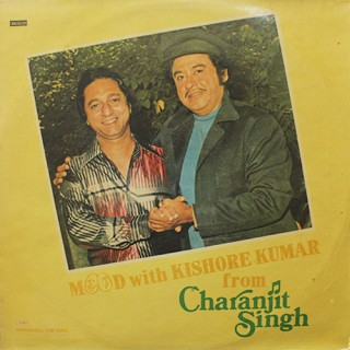 Charanjit Singh - Mood With kishore Kumar S/MOCE 4221 - (Condition 90-95%) - Cover Reprinted - LP Record