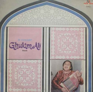 Ghulam Ali - In Concert -2675 219 - (Condition - 90-95%) - 2LP Set - LP Record
