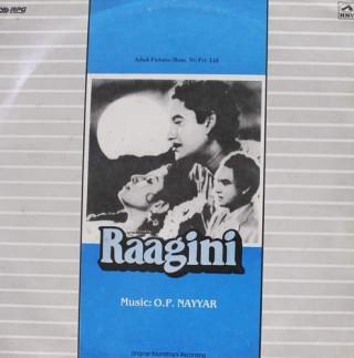 Raagini - HFLP 3628 - LP Record