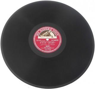 Dulha Dulhan - N.54372 - 78 RPM