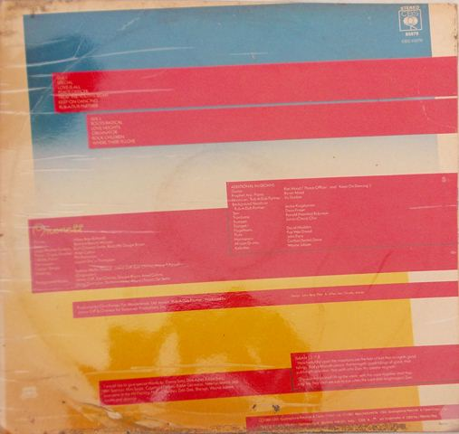 Jimmy Cliff Special - CBS 10076 - LP Record
