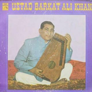 Barkat Ali Khan (Thumri) - EALP 1510 - LP Record