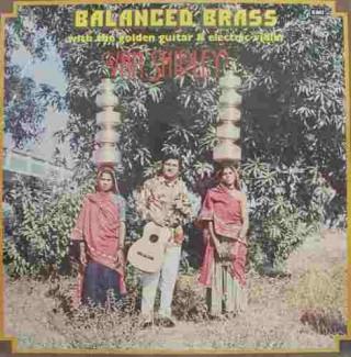 Van Shipley - Balanced Brass - S/MOCE 4230 - LP Record