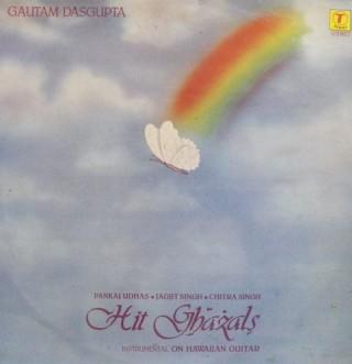 Gautam Dasgupta (Hit Ghazals Instrumental) - SNLP 5027-LP Record