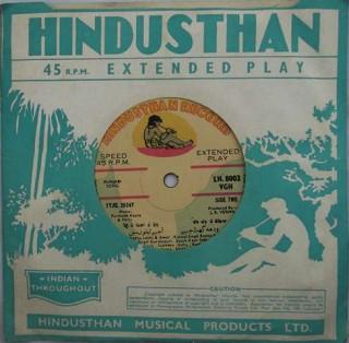 Karnel Singh Ramta - Punjabi Songs - LH 8002 - EP Record
