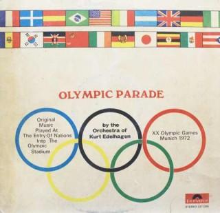 Olympic Parade - Kurt Edelhagen Orchestra - 2371 296 - LP Record