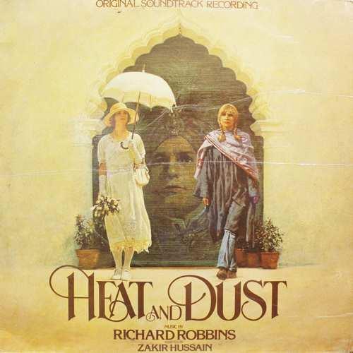 Heat & Dust - IND 1022 - LP Record