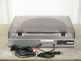 Denon - DP 29F - Mini Turntable - Fully Automatic Turntable System
