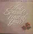 Glady Knight & The Pips That Special Time Of Year - CBS 10082 - LP Record