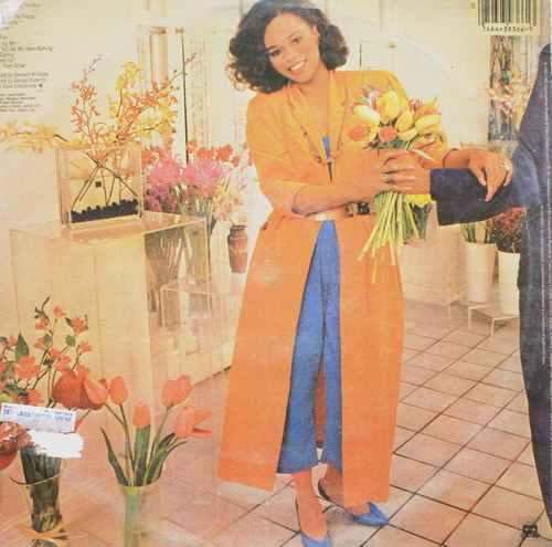 Deniece Williams Let's Hear It For The Boy - CBS 10164 - LP Record