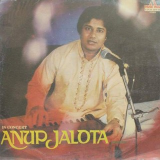 Anup Jalota - In Concert - Ghazals - 2675 502 - (Condition - 90-95%) - Cover Reprinted - 2 LP Set