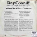 Ray Conniff A Merry Christmas - CBS 10035 - LP Record