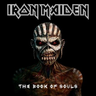 Iron Maiden - The Book Of Souls - 0825646089208 - 3LP Set