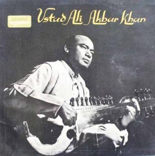 Ali Akbar Khan  D/ELRZ - 8 - LP Record