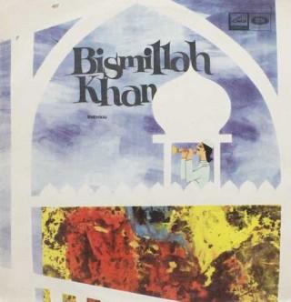 Bismillah Khan - EASD 1329- LP Record