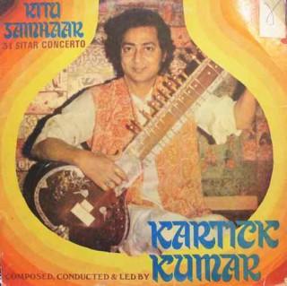 Kartick Kumar - Ritu Samhaar - 6405 642 - LP Record