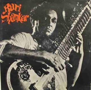 Ravi Shankar - D/ELRZ 2 - Regal First Pressing - LP Record