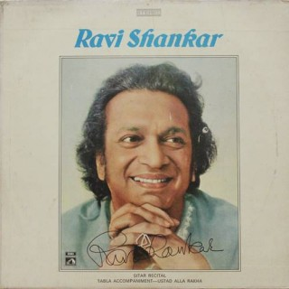 Ravi Shankar - EASD 1519 - LP Record