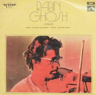 Rabin Ghosh - ECSD 2510 - HMV Black Label - LP Record