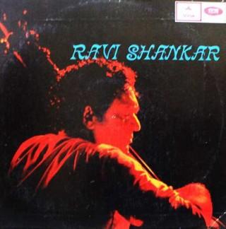 Ravi Shankar – D/MOAE 5008 - LP Record