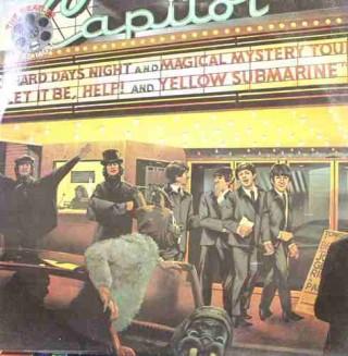 The Beatles Reel Music - SV 12199 - LP Record