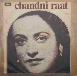 Chandni Raat - LKDA 362 - (Condition 80-85%) - LP Record
