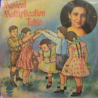 Musical Multiplication Tables - 2392 567 - LP Record