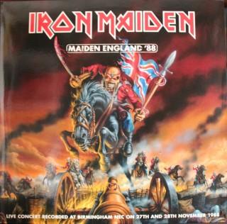 Iron Maiden - Maiden England 88 - 2 LP Set - 50999 97361114