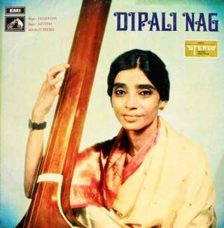 Dipali Nag - ECSD 2482 - LP Record