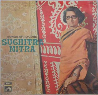 Suchitra MItra - Songs Of Tagore  - EASD 1388 - (Condition 85-90%) - LP Record