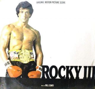 Rocky III - LO 51130 - LP Record
