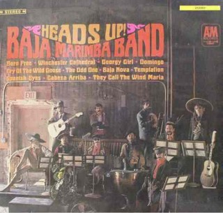 Heads Up - Baja Marimba Band - 212003