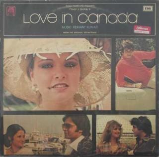 Love In Canada - 45NLP 1097 - LP Record