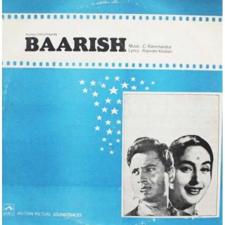 Baarish - HFLP 3553 - LP Record