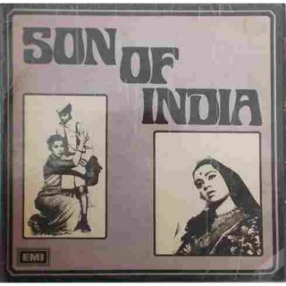 Son Of India - LKDA 273 - LP Record