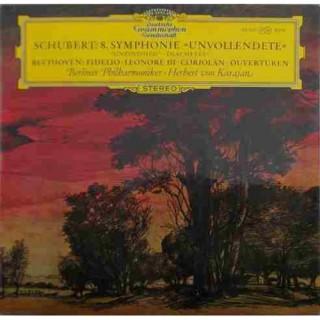 Herbert Von Karajan - Berliner Philharmoniker Dirigent - 139 001 - LP Record