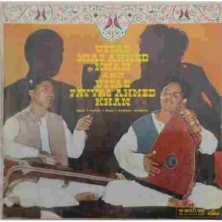 Niaz Ahmed Khan & Fayyaz Ahmed Khan - ECLP 2282 - HMV Black Label