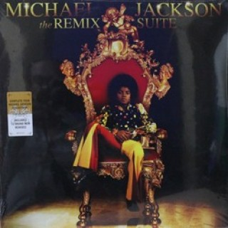 Michael Jackson  The Remix Suite - 20705 - 2LP Set