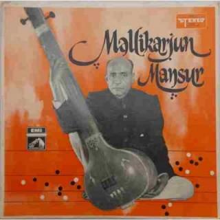 Mallikarjun Mansur - ECSD 2402 - HMV Black Label