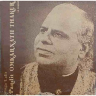 Omkarnath Thakur - Raga Lalit In Concert - 2393 950