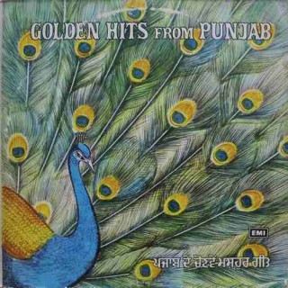 Golden Hits From Punjab - EMGE 23001 - (Condition 85-90%) - LP Record