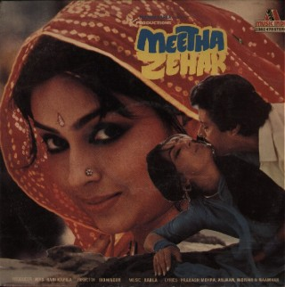 Meetha Zehar - 2392 478 - LP Record